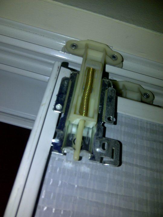 Permalink to Sliding Closet Door Bottom Track Hardware