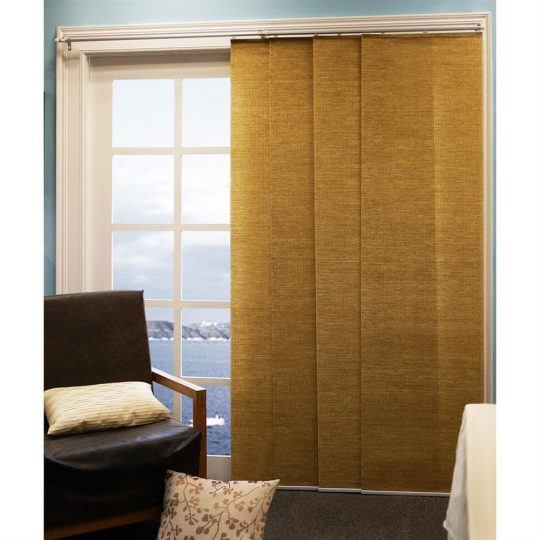 Permalink to Sliding Door Panel Shades