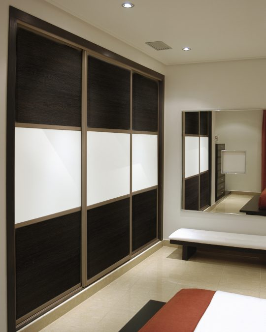 Permalink to Sliding Door Partition Wall
