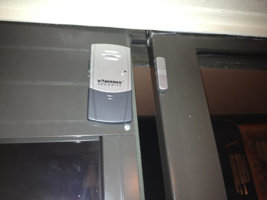 Permalink to Sliding Glass Door Alarms