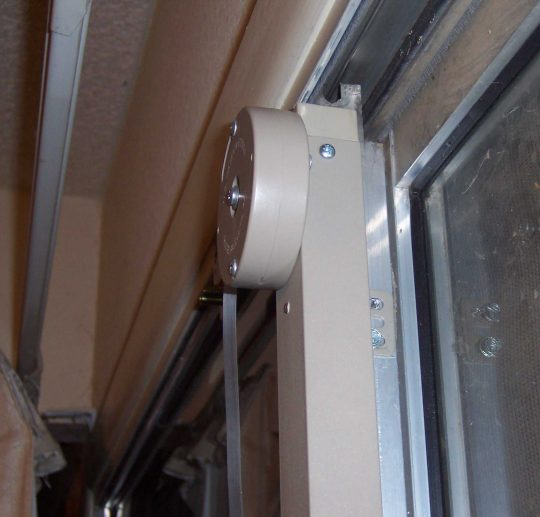 Permalink to Sliding Glass Door Closer And Safety Latch