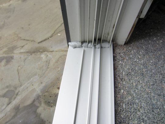 Permalink to Sliding Glass Door Rail System