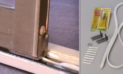 Sliding Glass Door Weather Seal