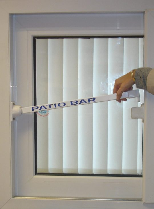 Permalink to Sliding Glass Patio Door Security Bar
