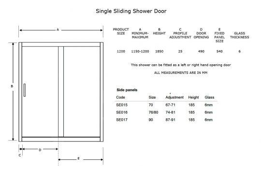 Permalink to Sliding Glass Patio Doors Standard Size