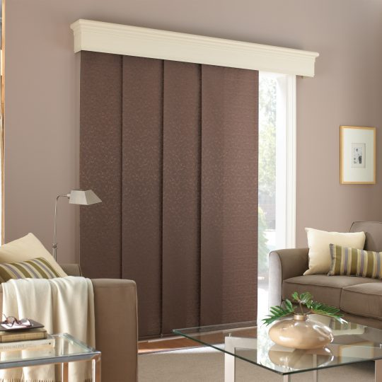 Permalink to Sliding Panel Blinds For Patio Doors