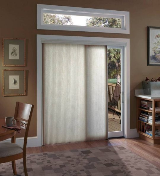 Permalink to Sliding Patio Door Coverings Ideas
