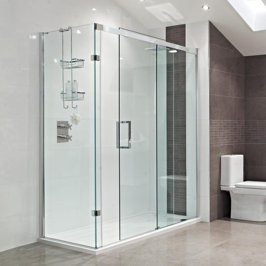 Permalink to Sliding Shower Stall Doors