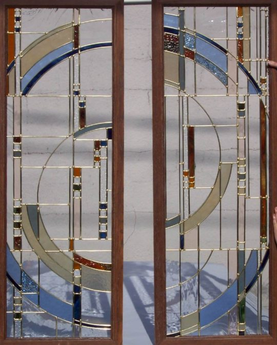 Permalink to Stained Glass Designs For Sliding Doors