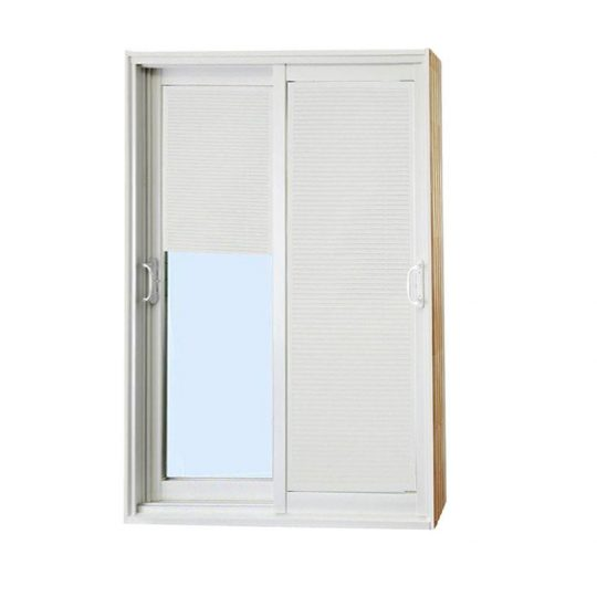 Permalink to Stanley Double Sliding Patio Door