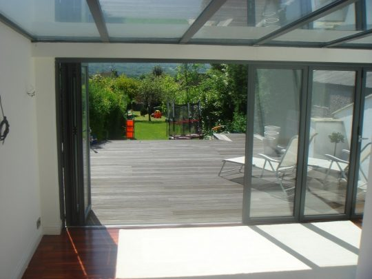 Permalink to Triple Glazed Aluminium Sliding Doors