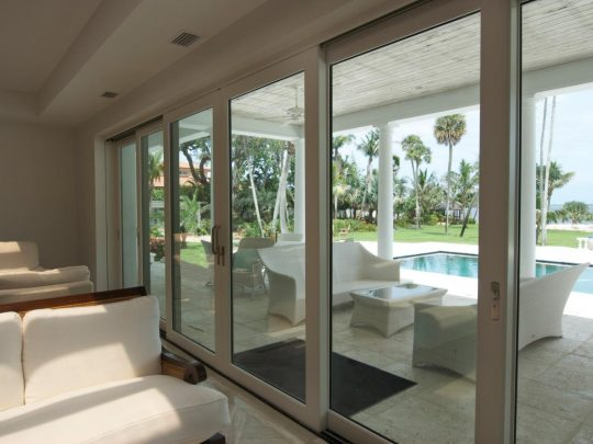 Permalink to Triple Pane Sliding Glass Door