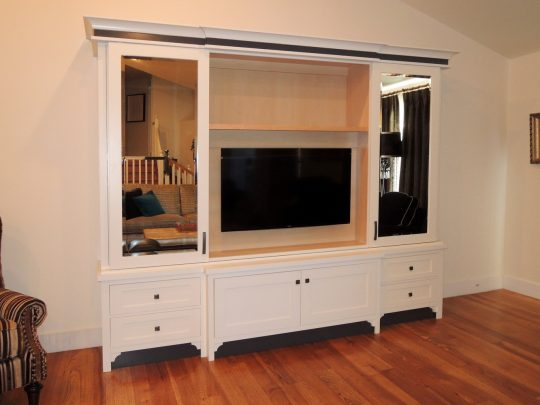 Permalink to Tv Cabinet With Sliding Doors