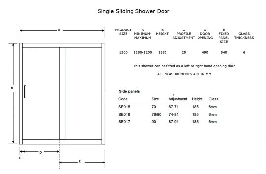Permalink to Typical Size Of Sliding Glass Door