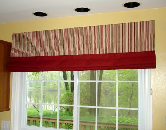 Permalink to Valance Above Sliding Glass Door