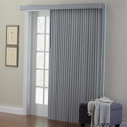 Permalink to Vertical Blinds For Kitchen Sliding Doors