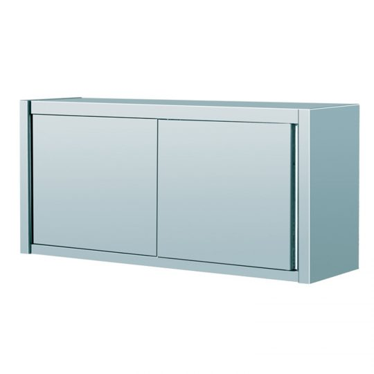 Permalink to Wall Cabinet With Sliding Doors