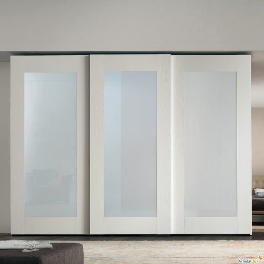 Permalink to White Louvered Sliding Closet Doors