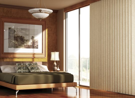 Permalink to Wood Vertical Blinds For Sliding Glass Doors