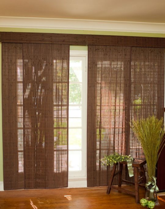 Permalink to Wooden Blinds For Sliding Glass Doors