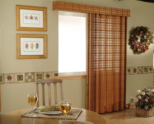 Permalink to Wooden Vertical Blinds For Sliding Glass Doors